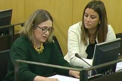 """Mano de hostias de Rivera de la Cruz a una proetarra de Bildu: """"¿No se podría haber pintado un Guernica tras la masacre de Hipercor?"""""""