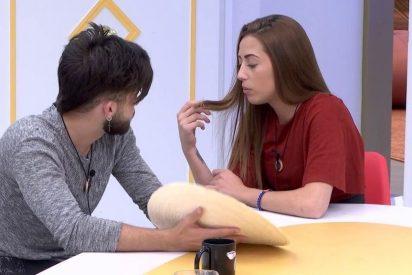 """'Gran Hermano': Rubén a Miriam: """"Tu concepto de amistad y el mío son diferentes"""""""