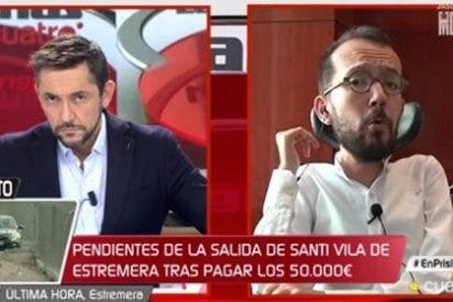 El antológico corte que Ruiz le mete al plomizo 'Echeminga' por insistir en que los golpistas son presos políticos