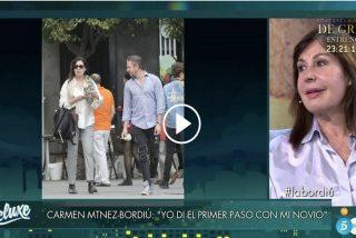 'Sábado Deluxe': Carmen Martínez-Bordiú confiesa que ella dio el primer paso con su novio Tim