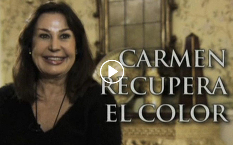 'Sábado Deluxe': Carmen Martínez-Bordiú resucita cual ave fénix