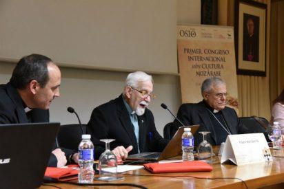 """Samir Khalil: """"En el Evangelio toda la violencia la asume Jesús en la Cruz"""""""