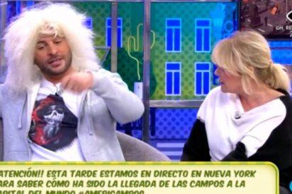 Antonio Tejado ridiculiza a Terelu Campos