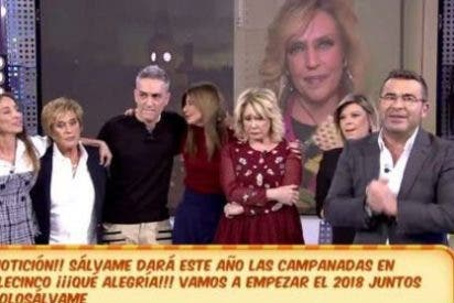 La 'prostitución' de las Campanadas según 'Sálvame': ¿Quién no debería recibir el año nuevo en Telecinco?