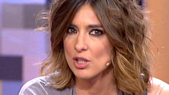 Maltrato sin precedentes a Sandra Barneda en Telecinco