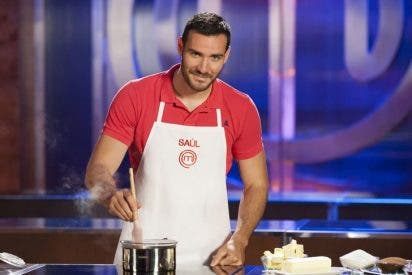 Saúl Craviotto gana 'MasterChef Celebrity 2'