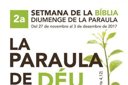 Segunda Semana de la Biblia en Cataluña