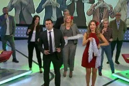 El presentador y los tertulianos de 'La Sexta Noche' se ponen a bailar de madrugada