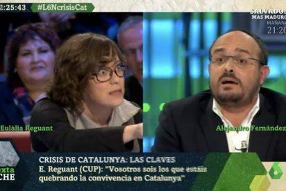 Revolución de la CUP en 'La Sexta Noche'