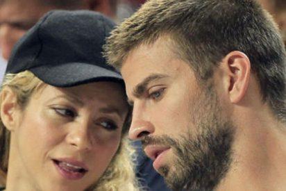 Gran bronca entre Shakira y Piqué en un restaurante de Barcelona