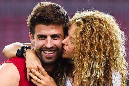 Gerard Piqué hace llorar a Shakira en público