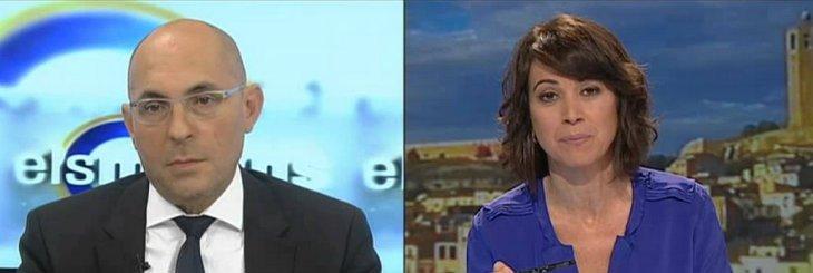 """Alfombra roja en TV3 y para que el condenado Elpidio José Silva diga barbaridades: """"¡Hay que ilegalizar al PP!"""""""