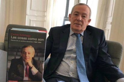 """Carlos Solchaga: """"Lo de Cataluña ha sido una vacuna, ahora ya saben que no pueden irse de España"""""""