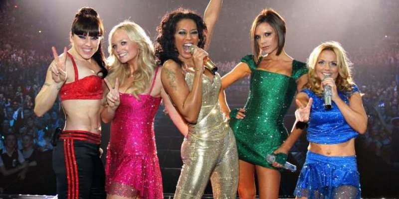Vuelven las Spice Girls vuelven... ¡y con Victoria Beckham!
