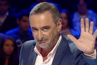 El gran Carlos Herrera se despide de su programa de RTVE