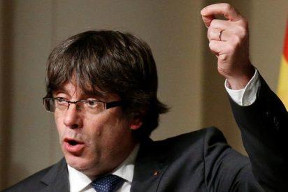 Puigdemont, además de hacer el ridículo, está enturbiando su futuro penal