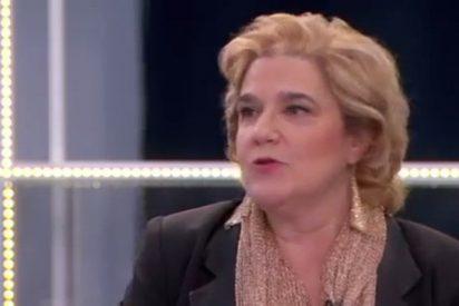 """La periodista Pilar Rahola se suma a la gilipollez de Puigdemont: """"La UE es una mierda"""""""
