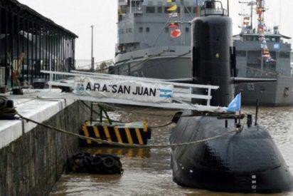 El Papa reza por los tripulantes del submarino desparecido 'San Juan'