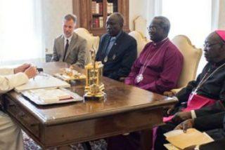 El Papa preside una oración por la paz en Sudán del Sur y el Congo