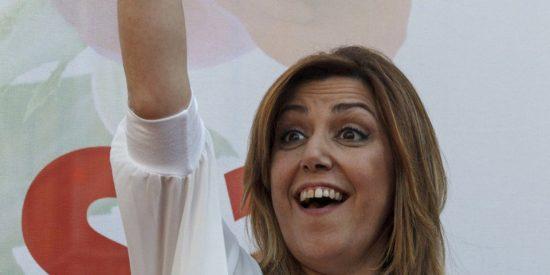 Sacuden a Susana Díaz en Twiiter porque sólo se ha acordado de Chiquito de la Calzada ahora que ha muerto