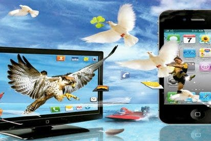 ¿En tu pantalla o en la mía?