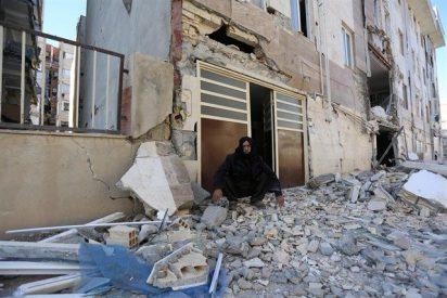 """El Papa expresa su """"profunda tristeza"""" por los terremotos de Irán e Irak"""