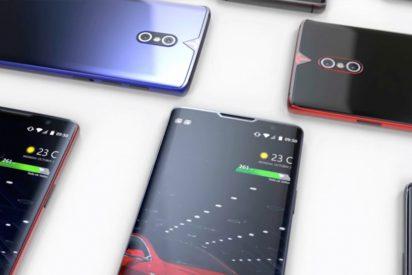 [VIDEO] Así será el super teléfono inteligente de Tesla