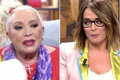El cabreo de Mari Carmen con Toñi Moreno por mandar callar a doña Rogelia