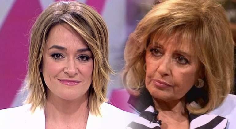 Toñi Moreno confiesa cómo es su relación real con María Teresa Campos
