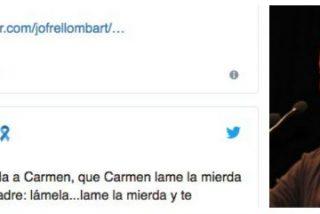 """Al graciosillo de Toni Albà, insultador oficial de la TV3, lo pueden crujir por llamar """"francocainómano"""" a Rajoy"""