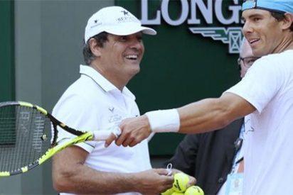 """El emotivo adiós de Toni Nadal como entrenador de Rafa con raquetazo de propina a los políticos fanáticos que """"odian al que piensa diferente"""""""