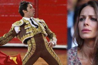 Cayetano Rivera reaparece en México con la bella Eva González como testigo de excepción