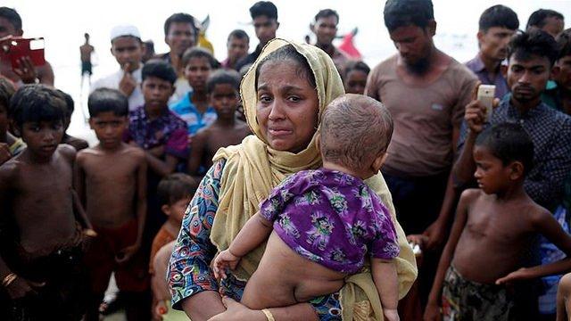 El Papa se reunirá en Dacca con refugiados rohingyas