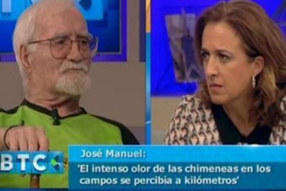 «¿Cómo olía la muerte?», pregunta en TV Canaria a un superviviente de los nazis en Mauthausen