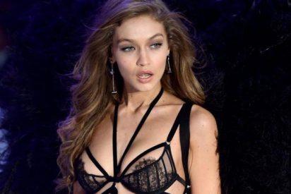 Los censores de Pekín impiden que Gigi Hadid desfile en China para Victoria's Secret