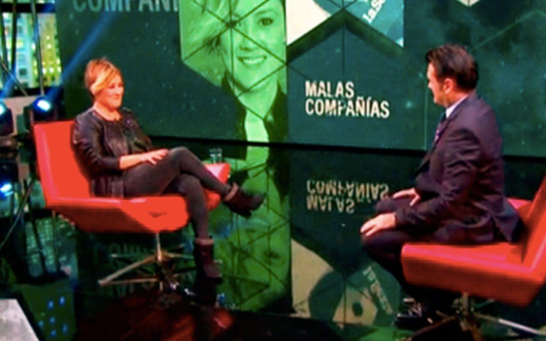 """Iñaki López: """"Quizá salga con transparencias en Nochevieja"""""""