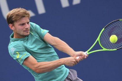 Goffin da la campanada, vence a Federer y deja las ATP Finals sin el gran maestro