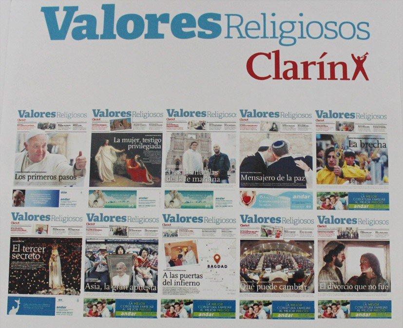 'Valores Religiosos' celebrará su XV aniversario