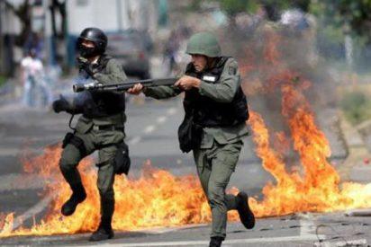 Al menos nueve muertos en choques entre la Policía venezolana y bandas de delincuentes fornterizos