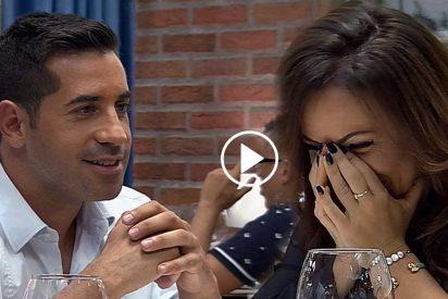 'First Dates': Verónica se lleva una gran 'sorpresa'