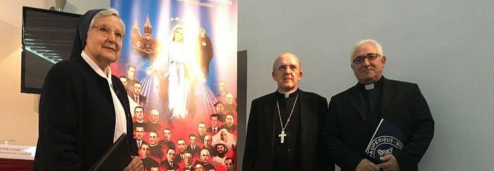 """Cardenal Osoro: """"Los mártires nos dicen que estamos llamados a llenar de luz la noche"""""""