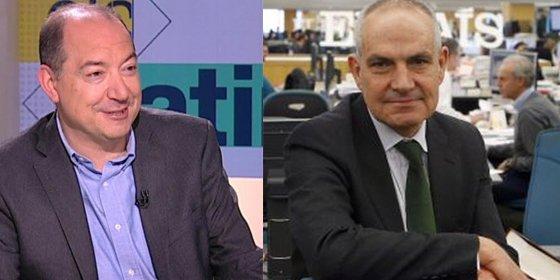 El jefe de la TV3 Vicent Sanchis se pone hecho una pantera contra El País y exige a Antonio Caño que rectifique