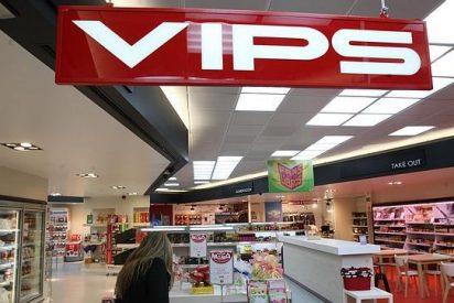 Vips, acogotada por la venta online, cerrará sus tiendas en 2018 para convertirlos en restaurantes