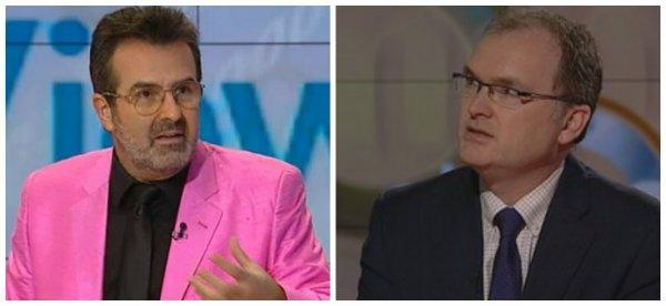"""Las delirantes profecías de los 'bien pagaos' economistas de TV3: """"¡Las empresas no se marcharán!"""""""