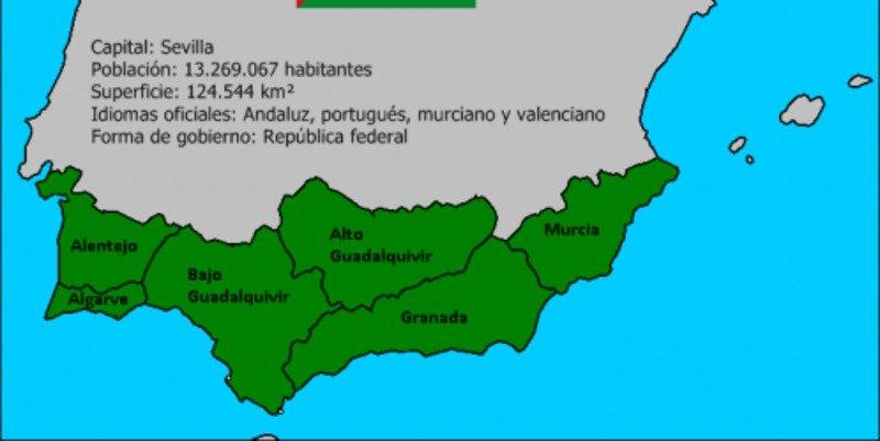 Los mamarrachos de la Asamblea Nacional Andaluza proclamarán la República de Andalucía el 4 de diciembre