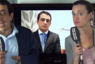 Silvia Charro y Simón Pérez, protagonistas de 'Hipoteca a tipo fijo', son matrimonio