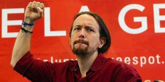El vergonzoso vídeo de Pablo Iglesias justificando la vil conducta del asesino Rodrigo Lanza