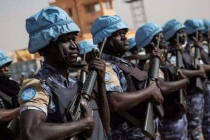 Una milicia afin a Al Qaeda asesina a 14 cascos azules de la ONU en Congo