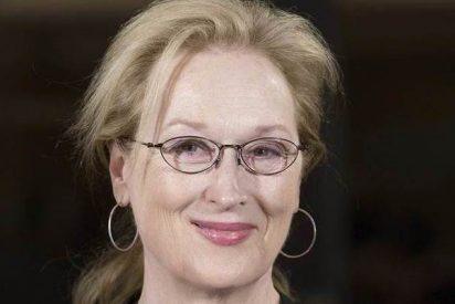 Los Ángeles se llena de carteles que implican a Meryl Streep en un escándalo sexual por su silencio