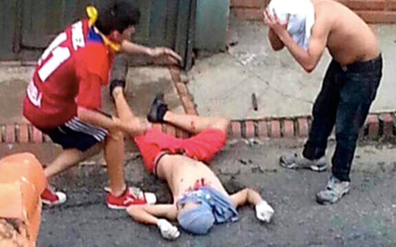 La Venezuela Chavista registró 26.616 asesinatos en 2017